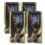 代引・同梱不可 奥田産業 万能黒だし(10包入)×4個 かつお節 無添加 原木栽培椎茸
