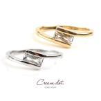 リング 指輪 アクセサリー バケットカット  シンプル 金 ゴールド デイリー  結婚式 カジュアル 小物 ファッション雑貨ゆうパケット送料無料