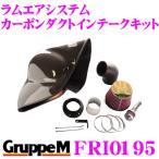 グループM エアインテークシステム FRI-0195フォルクスワーゲン ゴルフ5/ゴルフ トゥーラン/ゴルフ