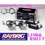 【在庫あり即納!!】RAYBRIG レイブリック トヨタTYPE1 LEDフォグランプシステムLF06&RM11Tセット