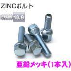 シュラウベ Schraube ZINCボルトSC19122524/60(1本入り)