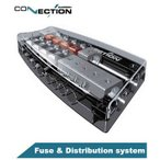 ショッピングチーム・マイナス 日本正規品 CONECTION AUDISON コネクション SFD41C.1 ヒューズ/グランド一体型ディストリビューションシステム