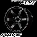 RAYS レイズ VOLK RACING TE37 SAGA ボルクレーシング TE37 サーガ 18インチ 8.5J PCD:114.3 穴数:5 インセット:35