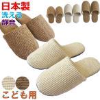 ショッピング日本製 《日本製》ソフトモール子供用スリッパ/外寸16cm18cm・22cm