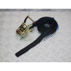 ラチェット式ブラックベルト荷締め機 エンドレス1.5ton 幅25mm×長さ4m
