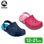 クロックス crocs エレクトロ electro キッズ サンダル シューズ 子供用[H][C/A]
