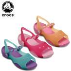 クロックス(crocs) エメリナ サンダル ガールズ (Emelina Sandal Girls)