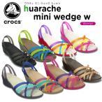 クロックス(crocs) ワラチェ ミニ ウェッジ (huarache mini wedge w)