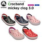 クロックス(crocs) クロックバンド ミッキー クロッグ 3.0 (crocband mickey clog 3.0)