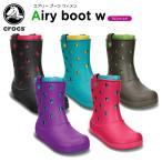 クロックス(crocs) クロックバンド エアリー ブーツ ウィメン (crocband airy boot w)[C/C]
