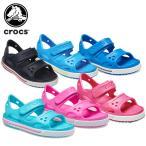 クロックス crocs クロックバンド 2.0 サンダル PS crocband 2.0 sandal PS キッズ サンダル シューズ 子供用 [H][C/A]