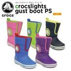クロックス crocs クロックスライツ ガスト ブーツ PS  crocslights gust boot PS [C/B]