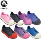 クロックス crocs クロックス バンプ イット シュー キッズ  crocs bump it shoe k [H][C/A]