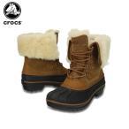 クロックス(crocs) オールキャスト 2.0 ラックス ブーツ ウィメン(allcast 2.0 luxe boot w)/レディース/ブーツ[C/C]