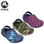 クロックス crocs クラシック ラインド グラフィック クロッグ キッズ classic lined graphic clog kids)[C/A]