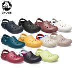 クロックス crocs クラシック ラインド クロッグ classic lined clog 203591 メンズ レディース 男性用 女性用 ボア サンダル シューズ [C/B][H]