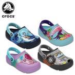クロックス crocs クロックス ファン ラブ ライツ キッズ crocs fun lab lights kids キッズ サンダル シューズ 子供用[C/A]