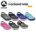クロックス(crocs) クロックバンド キッズ/ホールサイズ(crocband kids)/キッズ/サンダル/シューズ/子供用[C/A]