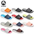 クロックス crocs ライトライド スライド literide slide メンズ レディース 男性用 女性用 サンダル シューズ  [C/B][H]