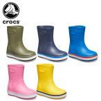 クロックス crocs クロックバンド レイン ブーツ キッズ crocband rain boot kids キッズ 長靴 シューズ 子供用[C/A][H]