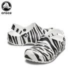クロックス crocs クラシック アニマル プリント クロッグ classic animal print clog メンズ レディース サンダル[C/B]