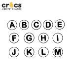 ジビッツ jibbitz アルファベット A-M Alphabet A-M [BLU][C/A-2]