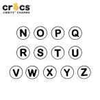 ジビッツ jibbitz アルファベット N-Z Alphabet N-Z [BLU][C/A-2]