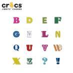 ジビッツ jibbitz フォントアート Font Art [BLU][C/A-2]