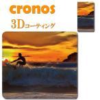Yahoo!クロノスショップスマホケース手帳型 カバー 全機種 首かけ 海 サーファー 波 夕日 砂浜 思い出 夏  ビッグウェーブ ハワイ サンセット写真 サーフィン