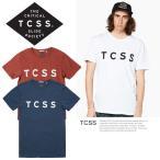 TCSS ティーシーエスエス TRUSTY TEE Tシャツ 半袖 メンズ コットン NYスタイル サーフ セレブ愛用 カットソー ロゴ