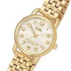 ショッピングコーチ コーチ COACH デランシー クオーツ レディース 腕時計 14502241 アイボリー