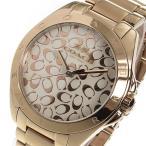 ショッピングコーチ コーチ COACH クオーツ レディース 腕時計 14502349 ピンクゴールド
