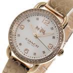 ショッピングコーチ コーチ COACH クオーツ レディース 腕時計 14502355 ピンクゴールド