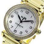 ショッピングコーチ コーチ COACH マディソン クオーツ レディース 腕時計 14502397 ゴールド おしゃれ