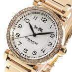ショッピングコーチ コーチ COACH マディソン クオーツ レディース 腕時計 14502398 ピンクゴールド
