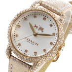 ショッピングコーチ コーチ COACH クオーツ レディース 腕時計 14502411 シルバー