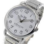 ショッピングコーチ コーチ COACH クオーツ レディース 腕時計 14502495 シルバー