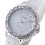 ショッピングコーチ コーチ COACH クオーツ 腕時計TATUM テイタムシルバ− シンプルレディース14502601