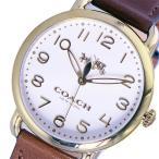 ショッピングコーチ コーチ COACH デランシー クオーツ レディース 腕時計 14502715 アイボリー