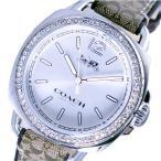 ショッピングコーチ コーチ COACH テイタム TATUM クオーツ レディース 腕時計 14502768 シルバー おしゃれ ポイント消化