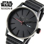 NIXON ニクソン 腕時計 スターウォーズ 限定 コラボモデル【NIXON×STAR WARS】The Sentry Leather SW A105SW2444-00