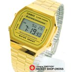 チプカシ チープカシオ カシオ 腕時計 デジタルウォッチ 海外モデル A168WG-9WDF ゴールド