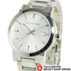BURBERRY 腕時計 シティ ステンレス シルバー/シルバー BU9000