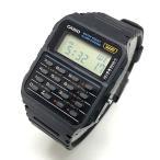 チプカシ チープカシオ CASIO カシオ 腕時計 データバンク 海外モデル カリキュレーター CA-53W-1ZD ブラック