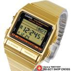 チプカシ チープカシオ カシオ データバンク CASIO DATA BANK 腕時計 海外モデル ユニセックス DB-380G-1DF ゴールド
