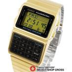 チプカシ チープカシオ カシオ データバンク CASIO DATA BANK 腕時計 海外モデル ユニセックス DBC-611G-1DF ゴールド