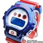 メンズ デジタル DW-6900AC-2DR 青/白/赤 クリスマス
