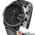 ディーゼル DIESEL diesel メンズ 腕時計 クロノグラフ DZ4180 ブラック
