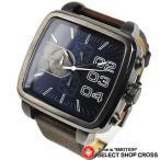 ショッピングディーゼル ディーゼル DIESEL メンズ 腕時計 ダブルダウンスクエア クロノグラフ DZ4302 ブラウン