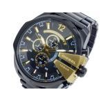 ディーゼル DIESEL クオーツ メンズ クロノ 腕時計 DZ4338 ブラック 黒 おしゃれ ポイント消化